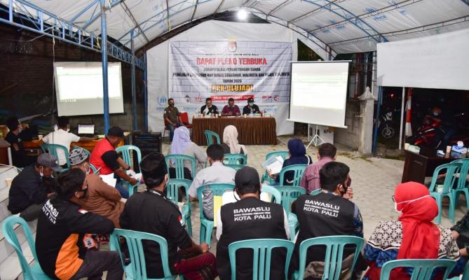 Empat TPS di Sulteng Akan Adakan PSU, Dewi: Pastikan Tingkat Partisipasi Tak Turun